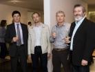 Com Oli do Nascimento, Prefeito de Princesa, Claudio e João Frank empresários do município.