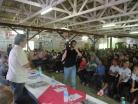 Audiência para estadualização da rodovia Cedro - Palma Sola