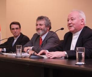 Sessão homenagem ao ITESC em 15 de outubro de 2012.